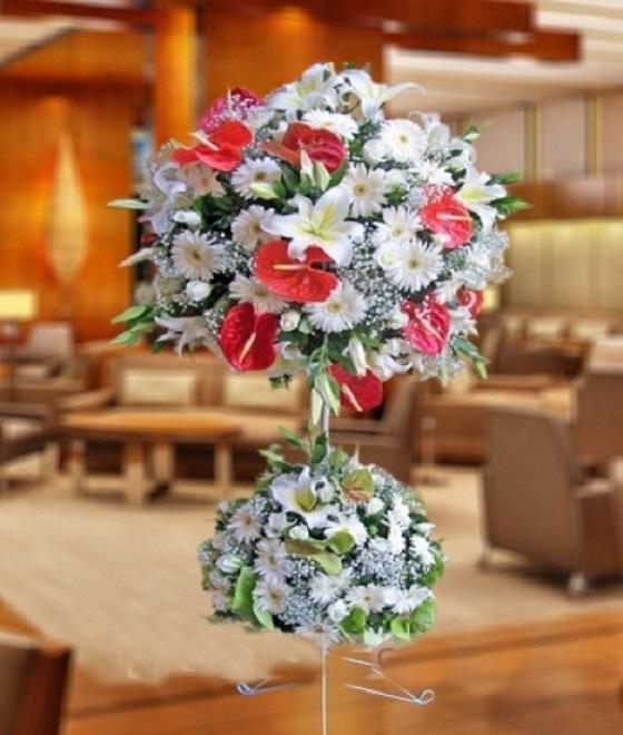 Vip Ferforje Çiçek